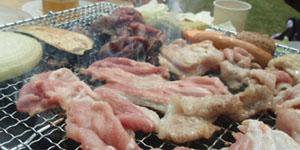 20091202.お知らせ(門松づくり)・バーベキュー