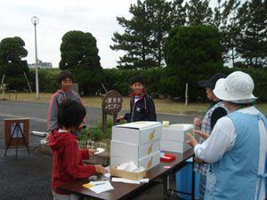 日川浜・フリーマーケットイメージ(ブログ用)
